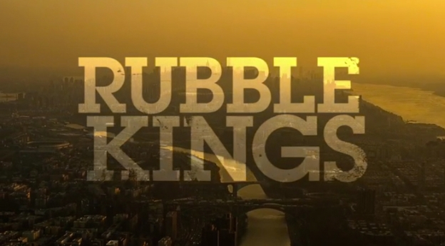 Rubble Kings title screen