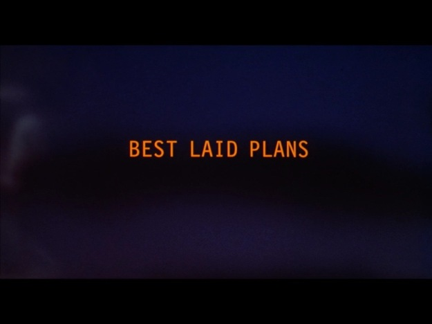 Best Laid Plans title screen