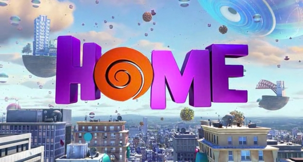 Home title screen
