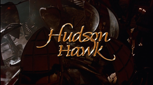 Hudson Hawk title screen