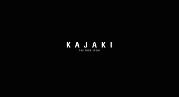 Kajaki title screen