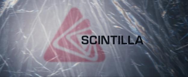 Scintilla title screen