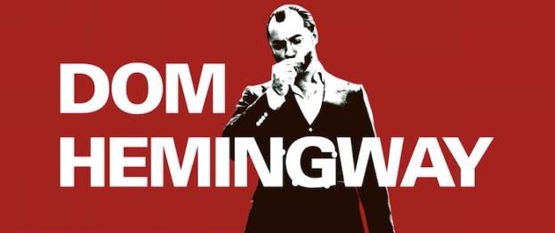 Dom Hemingway title screen