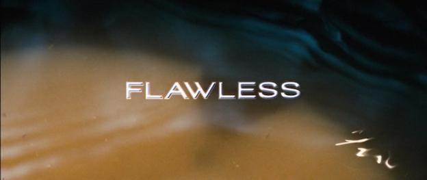 Flawless title screen