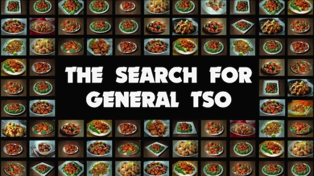 The Search For General Tso title screen