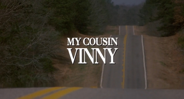 My Cousin Vinny title screen