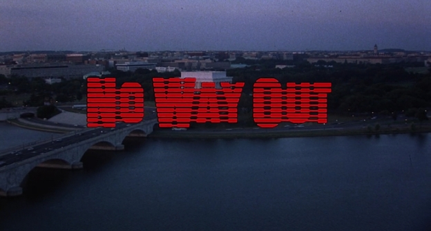 No Way Out title screen