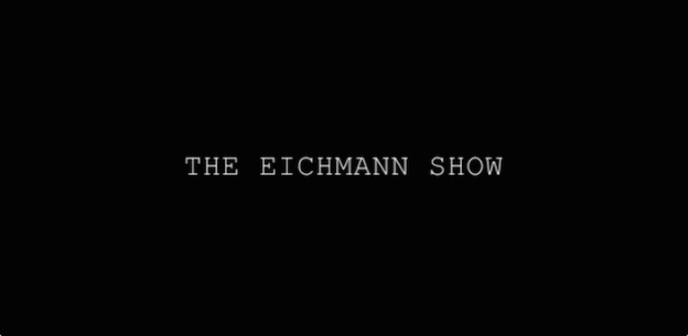 The Eichmann Show title screen