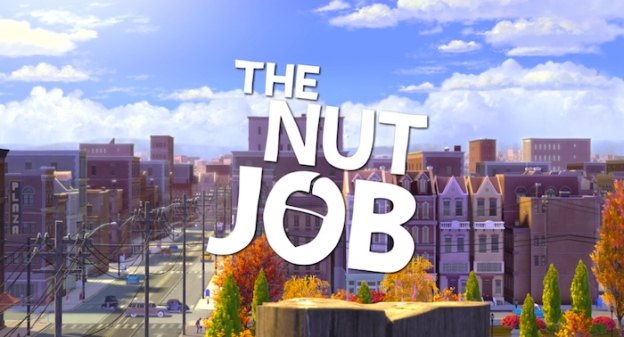 The Nut Job title screen