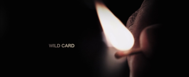 Wild Card title screen