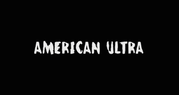 American Ultra title screen