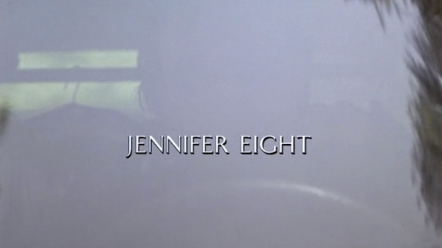 Jennifer Eight title screen