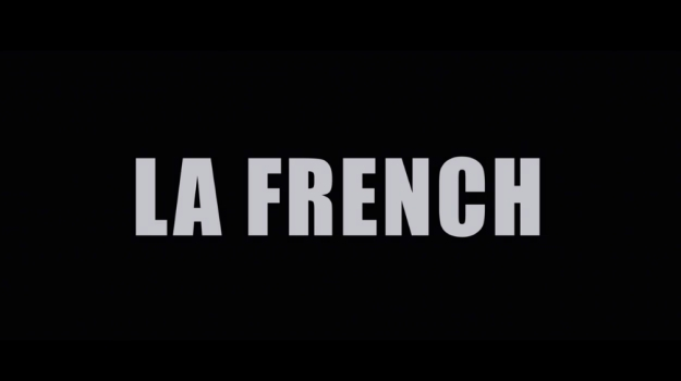 La French title screen