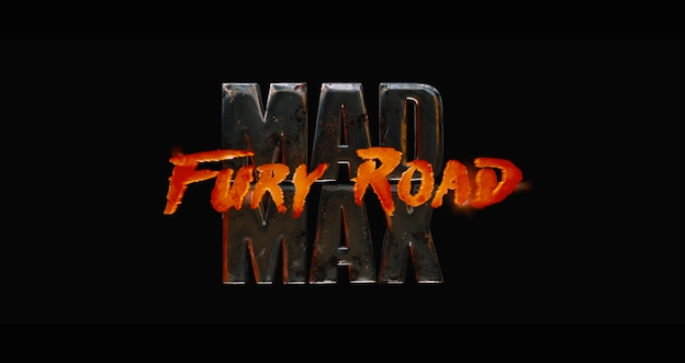 Mad Max: Fury Road title screen