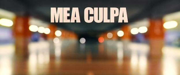 Mea Culpa title screen