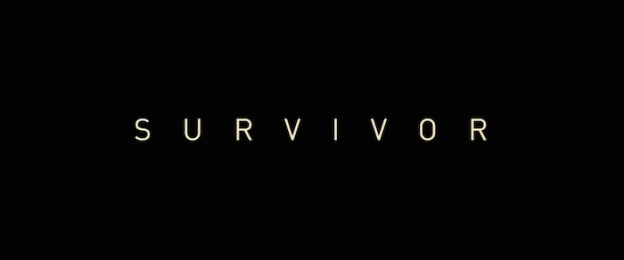 Survivor title screen