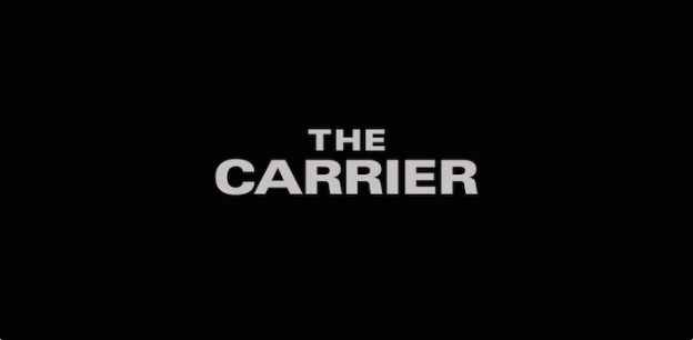 The Carrier title screen