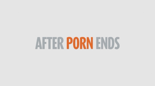 After Porn Ends title screen