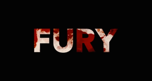 Fury title screen