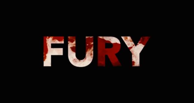 Fury title screen