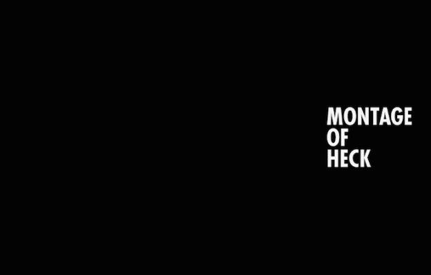 Montage Of Heck title screen