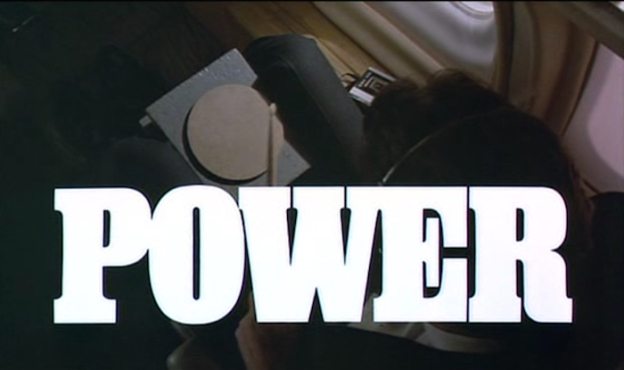 Power title screen
