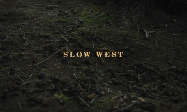 Slow West title screen