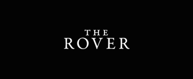 The Rover title screen