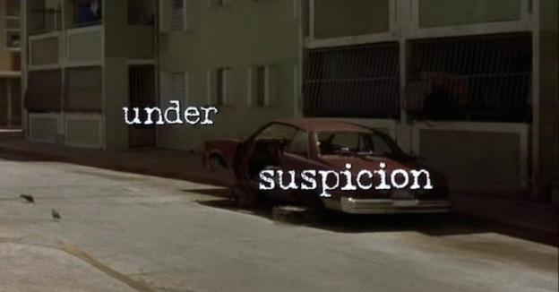TITLEundersuspicion