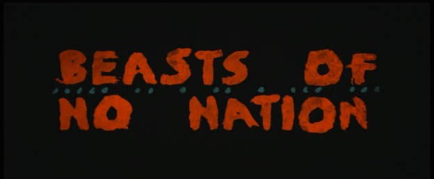 Beasts Of No Nation title screen