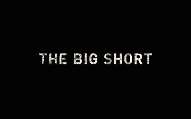 The Big Short title screen