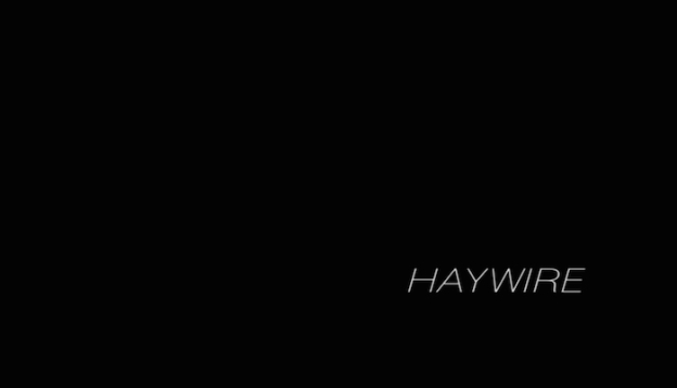 Haywire title screen