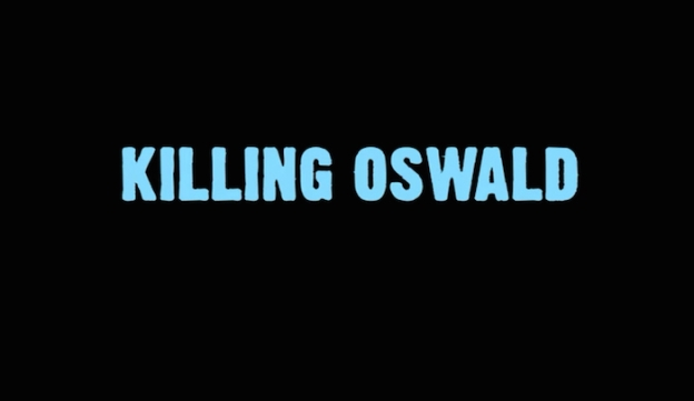 Killing Oswald title screen