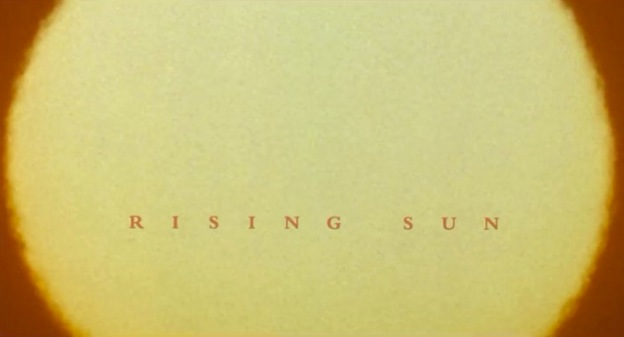 Rising Sun title screen