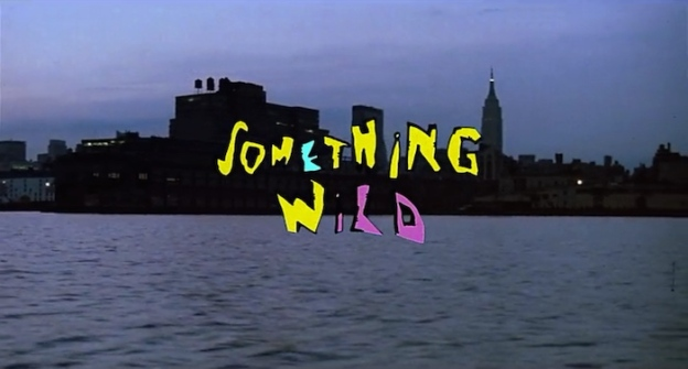 Something Wild title screen