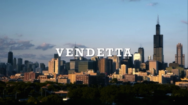 Vendetta title screen