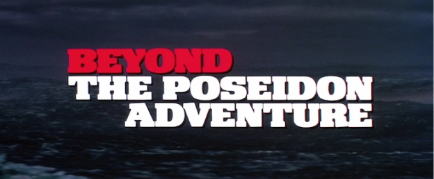 Beyond The Poseidon Adventure title screen