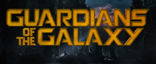 Guardians Of The Galaxy title screen