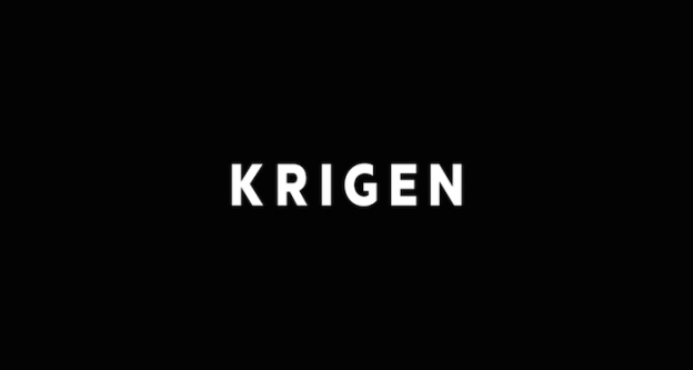 Krigen title screen