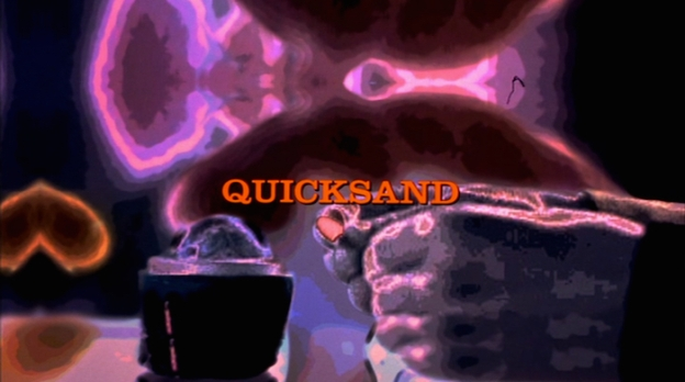 Quicksand title screen