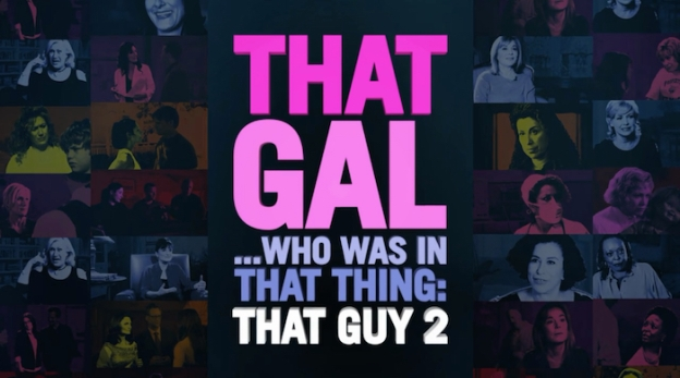 That Gal…Who Was in That Thing: That Guy 2 title screen