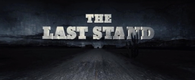 The Last Stand title screen