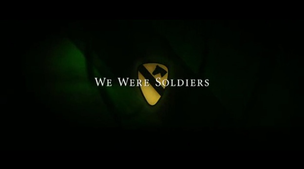 We Were Soldiers title screen