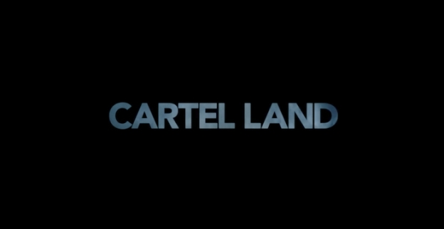 Cartel Land title screen