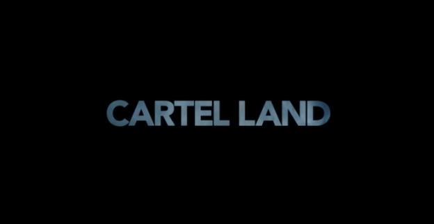 Cartel Land title screen