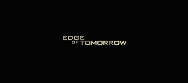 Edge Of Tomorrow title screen