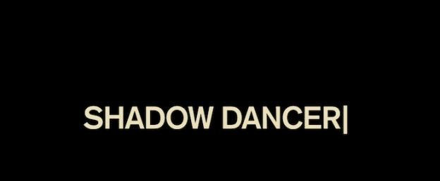 Shadow Dancer title screen