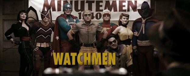 Watchmen title screen