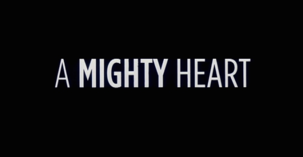 A Mighty Heart title screen