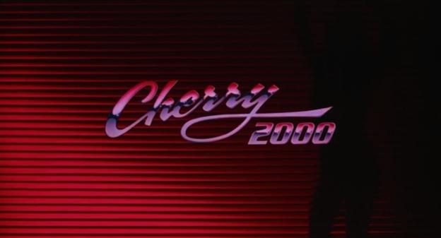 Cherry 2000 title screen
